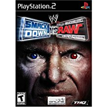 PS2: WWE SMACKDOWN VS RAW (COMPLETE)